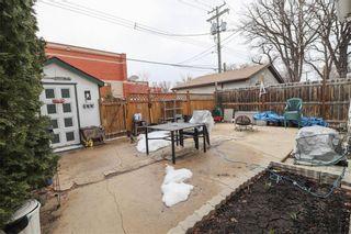 Photo 25: 312 Sydney Avenue in Winnipeg: Residential for sale (3D)  : MLS®# 202109291