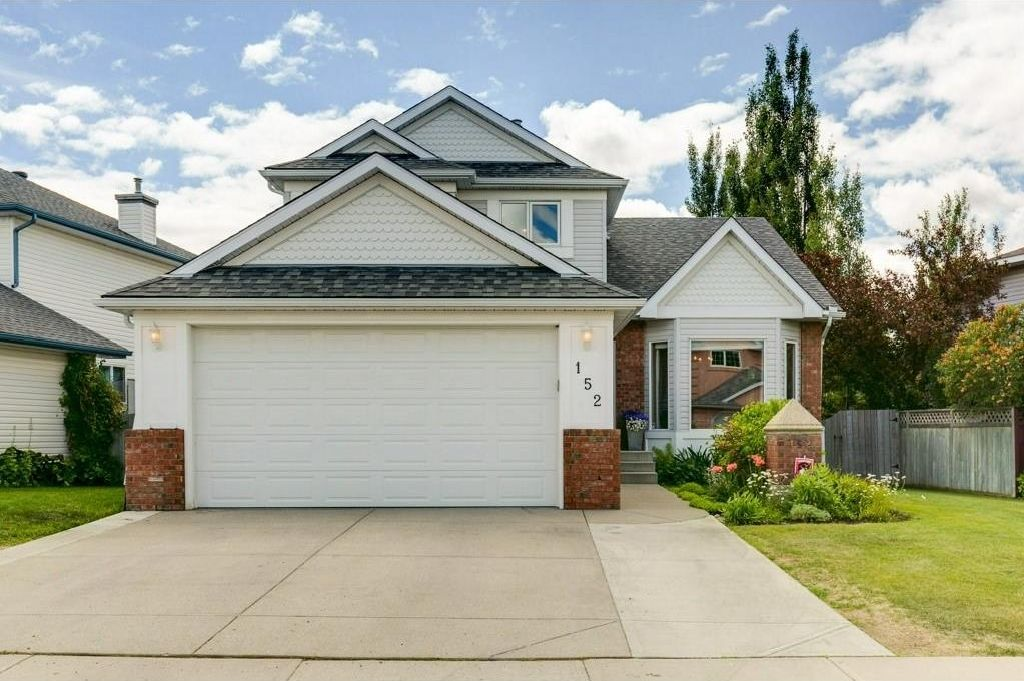 Welcome Home to 152 Arbour Ridge Circle NW! New roof, eavestroughs, soffits & fascia in 2011.