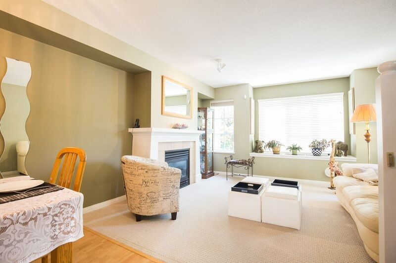 """Photo 4: Photos: 9181 CAMERON Street in Burnaby: Sullivan Heights Townhouse for sale in """"STONEBROOK"""" (Burnaby North)  : MLS®# R2170237"""