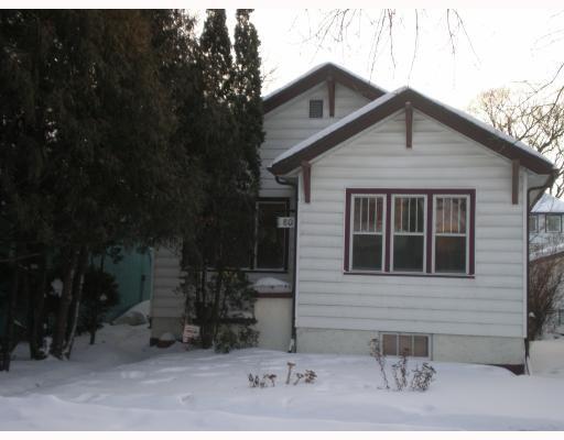 Main Photo: 80 HARBISON Avenue West in WINNIPEG: East Kildonan Residential for sale (North East Winnipeg)  : MLS®# 2801671