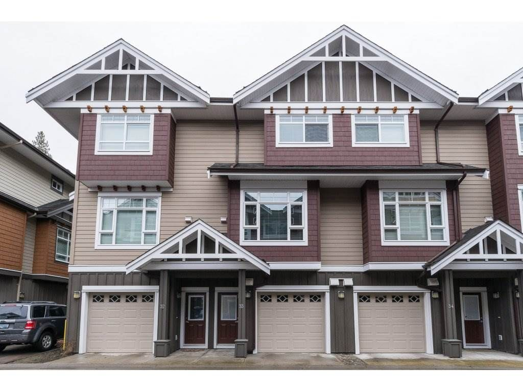 """Main Photo: 33 2979 156TH Street in Surrey: Grandview Surrey Townhouse for sale in """"Enclave"""" (South Surrey White Rock)  : MLS®# R2141367"""