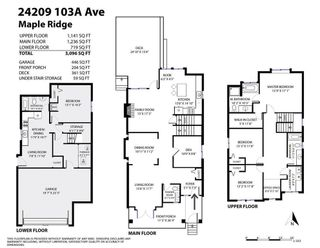 Photo 3: 24209 103A Avenue in Maple Ridge: Albion House for sale : MLS®# R2519558