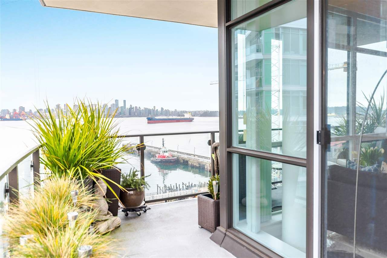 """Photo 18: Photos: 1004 172 VICTORY SHIP Way in North Vancouver: Lower Lonsdale Condo for sale in """"Atrium at the Pier"""" : MLS®# R2147061"""