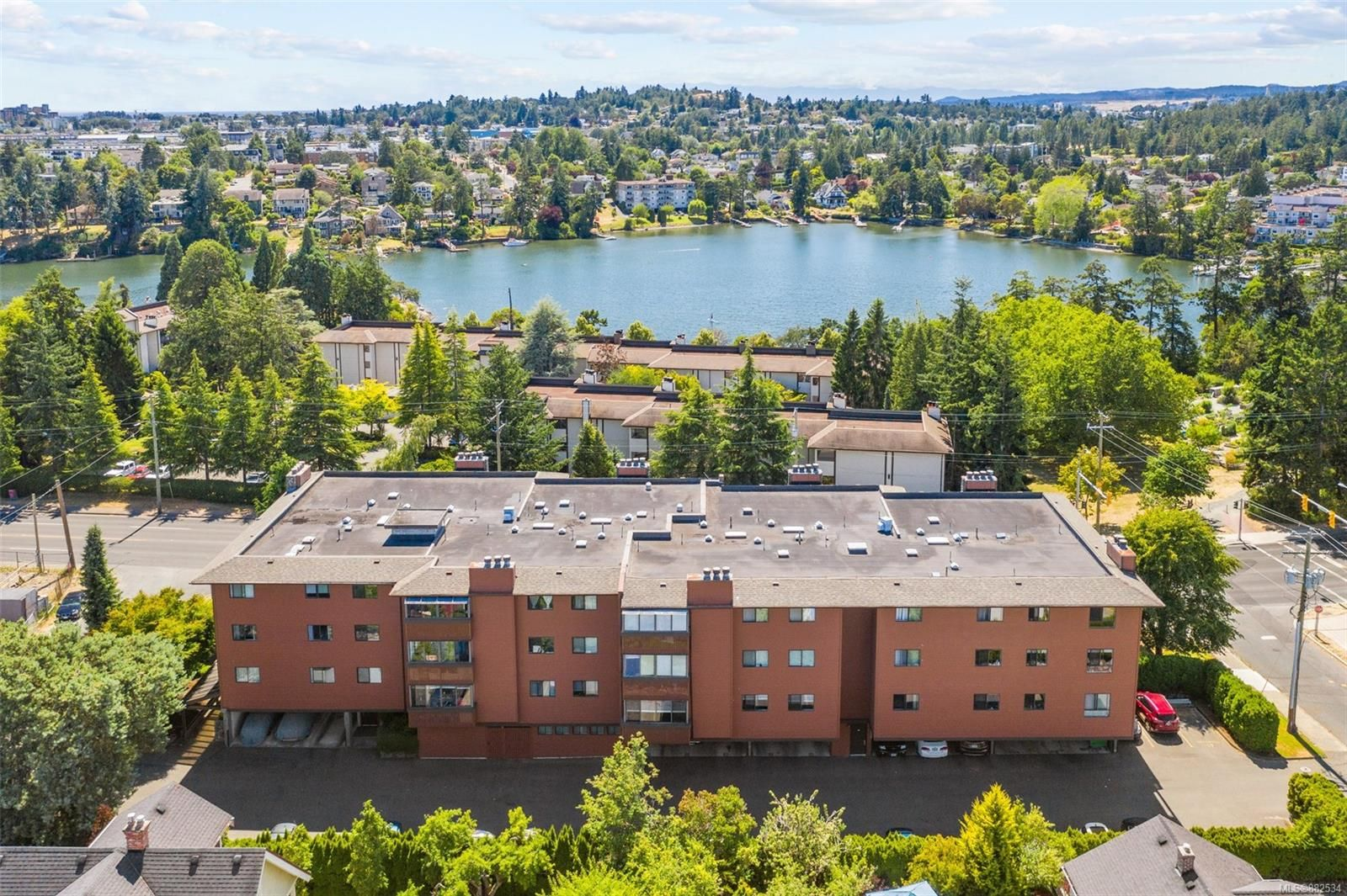 Main Photo: 308 150 W Gorge Rd in : SW Gorge Condo for sale (Saanich West)  : MLS®# 882534
