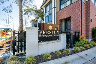 """Photo 25: 4 10611 GILBERT Road in Richmond: Woodwards Townhouse for sale in """"Preston"""" : MLS®# R2591228"""