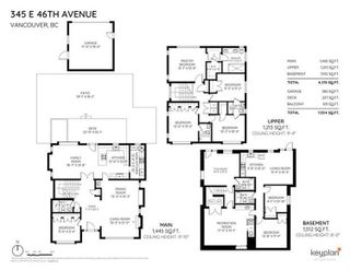 Photo 20: 345 E 46TH AVENUE in Vancouver: Main House for sale (Vancouver East)  : MLS®# R2375375
