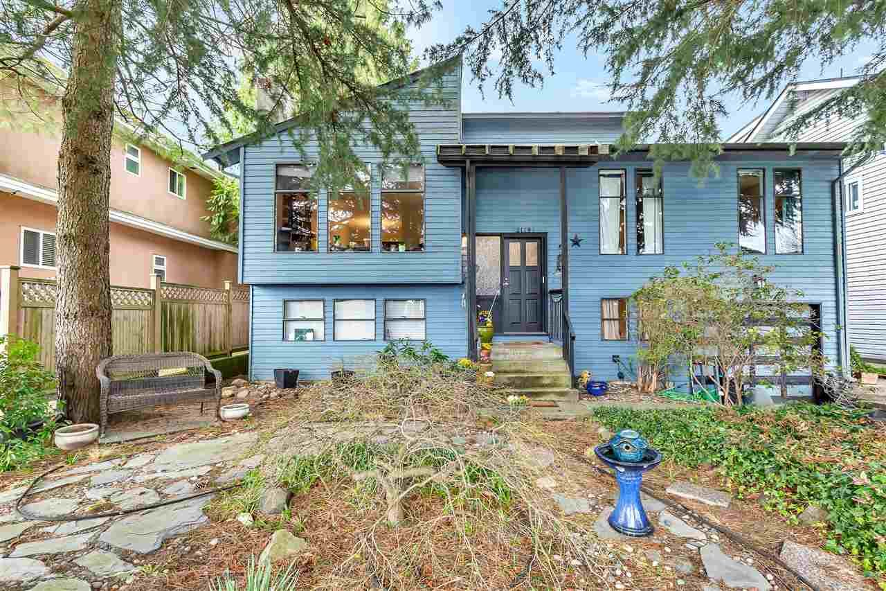 Main Photo: 2119 EDINBURGH Street in New Westminster: West End NW House for sale : MLS®# R2553184