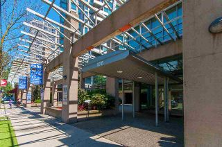 Photo 2: 802 1018 CAMBIE STREET in Vancouver: Yaletown Condo for sale (Vancouver West)  : MLS®# R2290923