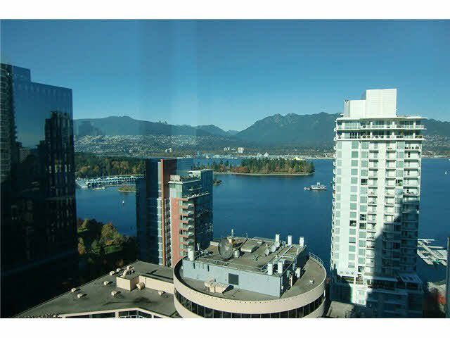 Main Photo: 2917 1128 W HASTINGS STREET in : Coal Harbour Condo for sale : MLS®# V1034053