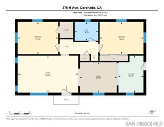 Photo 25: CORONADO VILLAGE House for sale : 2 bedrooms : 376 H Ave in Coronado