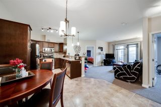Photo 4: 120 6083 MAYNARD Way in Edmonton: Zone 14 Condo for sale : MLS®# E4237088