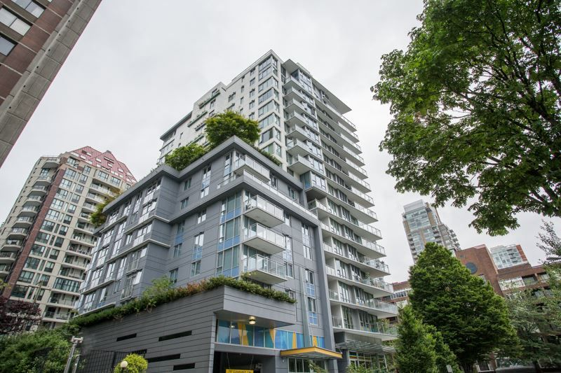 Main Photo: 505 1009 HARWOOD STREET in Vancouver: West End VW Condo for sale (Vancouver West)  : MLS®# R2447430