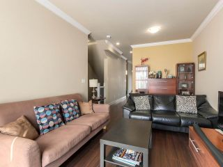 """Photo 3: 13 9688 KEEFER Avenue in Richmond: McLennan North Townhouse for sale in """"CHELSEA ESTATES"""" : MLS®# R2319779"""