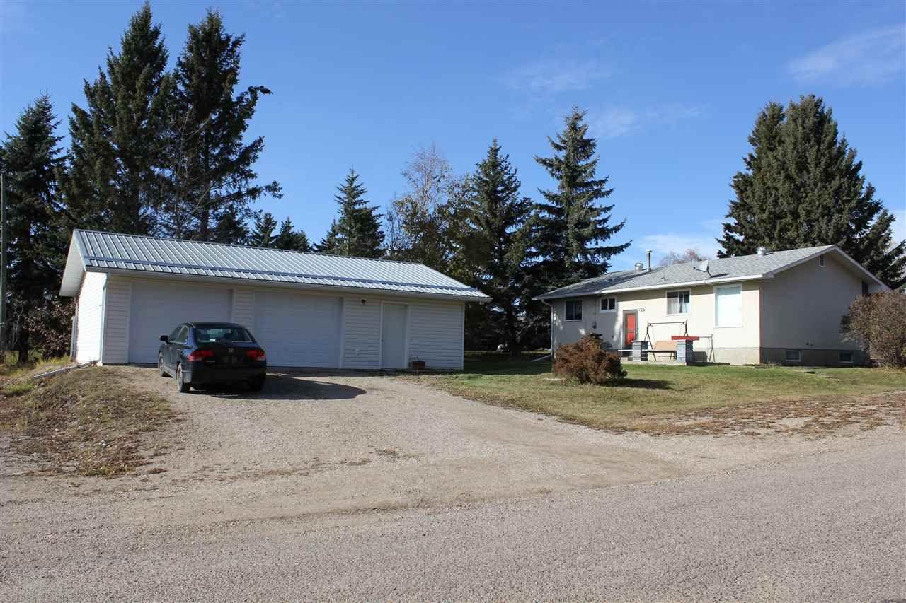 Main Photo: 5301 Ravine Drive: Elk Point House for sale : MLS®# E4133527