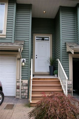 """Photo 2: 22 6498 SOUTHDOWNE Place in Sardis: Sardis East Vedder Rd Townhouse for sale in """"VILLAGE GREEN"""" : MLS®# R2308584"""