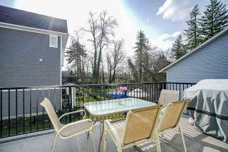 Photo 35: 39 27735 ROUNDHOUSE Drive in Abbotsford: Aberdeen Townhouse for sale : MLS®# R2543501