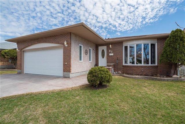 Main Photo: 82 Dunham Street in Winnipeg: Maples Residential for sale (4H)  : MLS®# 1909604