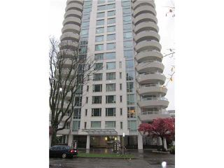 """Photo 1: 1402 1020 HARWOOD Street in Vancouver: West End VW Condo for sale in """"CRYSTALLIS"""" (Vancouver West)  : MLS®# V1103752"""