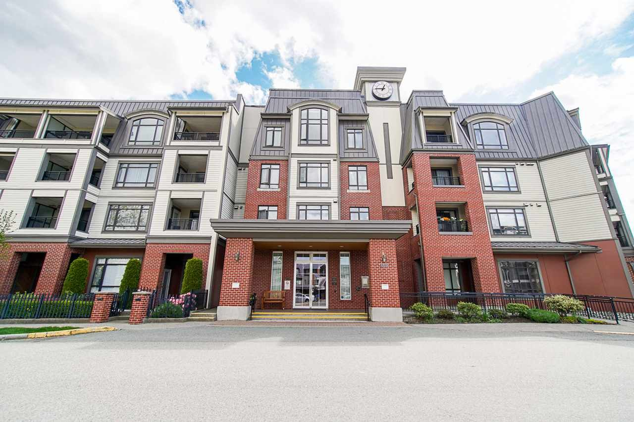 """Main Photo: 225 8880 202 Street in Langley: Walnut Grove Condo for sale in """"The Residences"""" : MLS®# R2396369"""
