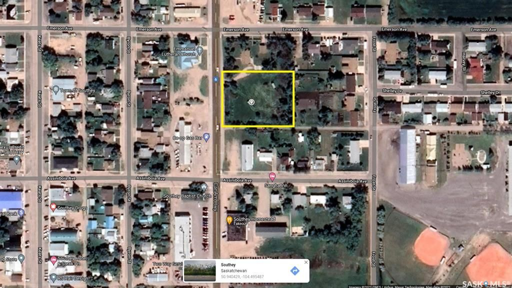 Main Photo: 250 6 Highway North in Southey: Lot/Land for sale : MLS®# SK857145