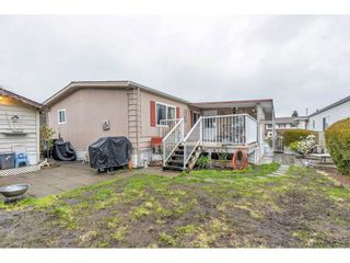 """Photo 31: 34 8254 134TH Street in Surrey: Queen Mary Park Surrey Manufactured Home for sale in """"WESTWOOD ESTATES"""" : MLS®# R2563882"""