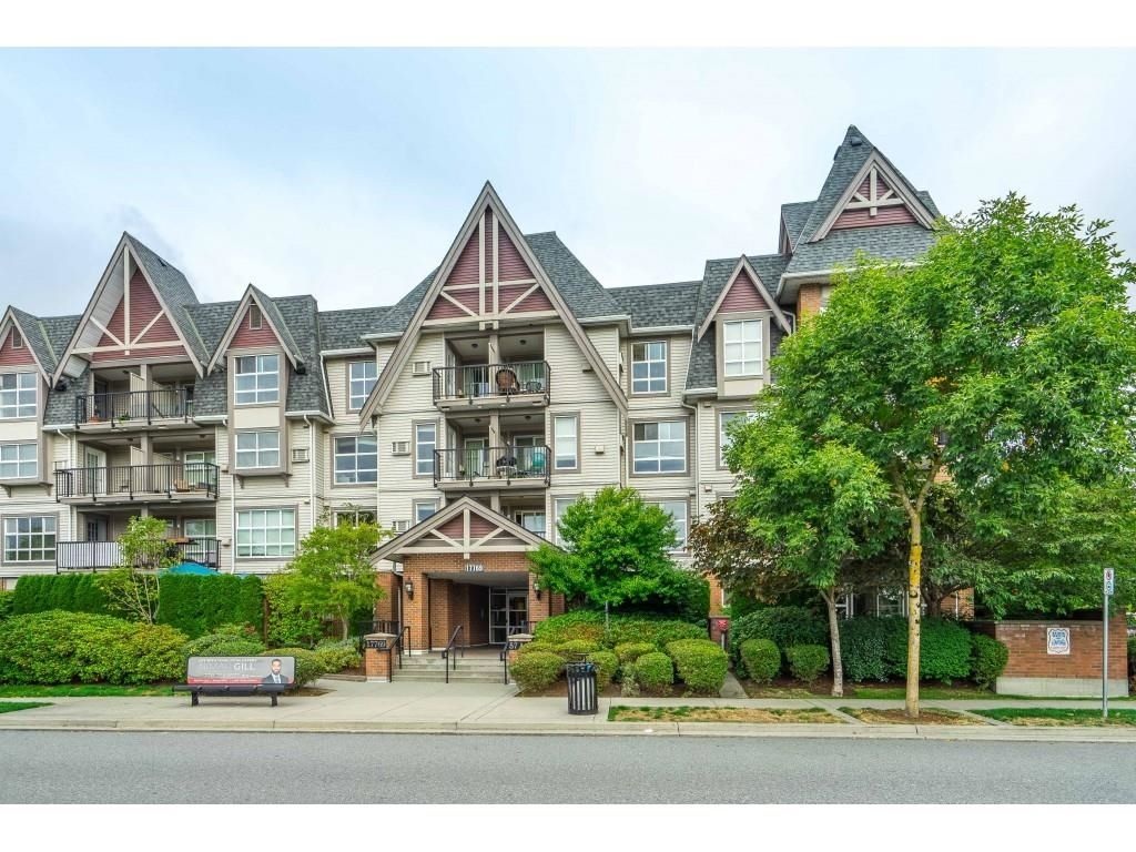 """Main Photo: 116 17769 57 Avenue in Surrey: Cloverdale BC Condo for sale in """"CLOVER DOWNS"""" (Cloverdale)  : MLS®# R2616860"""