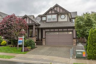 "Photo 1: 7359 201B Street in Langley: Willoughby Heights House for sale in ""Jericho Ridge"" : MLS®# R2079592"