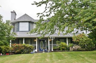 Photo 1: 8538 BANNISTER Drive in Mission: Mission BC House for sale : MLS®# R2078608
