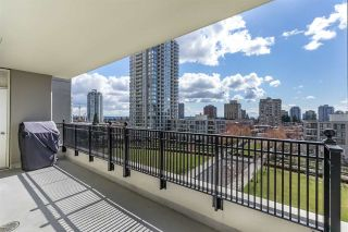 "Photo 17: 608 7138 COLLIER Street in Burnaby: Highgate Condo for sale in ""Standford House"" (Burnaby South)  : MLS®# R2252953"