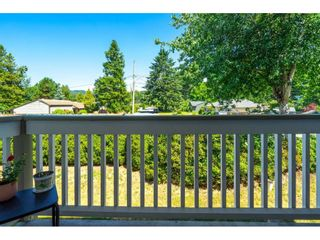 """Photo 17: 32 7640 BLOTT Street in Mission: Mission BC Townhouse for sale in """"Amber Lea"""" : MLS®# R2598322"""