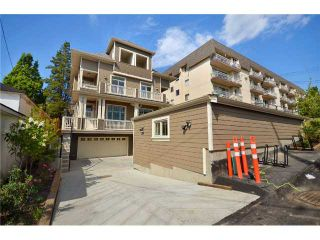 """Photo 9: 4 3828 PENDER Street in Burnaby: Vancouver Heights Townhouse for sale in """"""""The Heights"""""""" (Burnaby North)  : MLS®# V906615"""