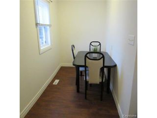 Photo 10: 288 Collegiate Street in WINNIPEG: St James Residential for sale (West Winnipeg)  : MLS®# 1506473