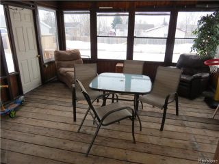 Photo 12: 596 AUBIN Drive in STADOLPHE: Glenlea / Ste. Agathe / St. Adolphe / Grande Pointe / Ile des Chenes / Vermette / Niverville Residential for sale (Winnipeg area)  : MLS®# 1404401