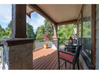 Photo 2: 1204 BURKEMONT PL in Coquitlam: Burke Mountain House for sale : MLS®# V1019665