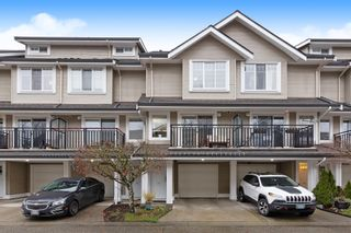 "Photo 1: 43 2927 FREMONT Street in Port Coquitlam: Riverwood Townhouse for sale in ""RIVERSIDE TERRACE"" : MLS®# R2528485"