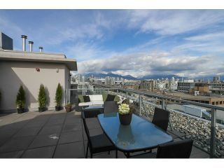 "Photo 1: PH2 587 W 7TH Avenue in Vancouver: Fairview VW Condo for sale in ""AFFINITI"" (Vancouver West)  : MLS®# V1049007"