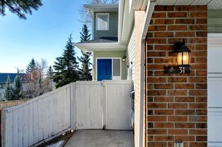 Photo 35: 31 Stradwick Place SW in Calgary: Strathcona Park Semi Detached for sale : MLS®# A1119381