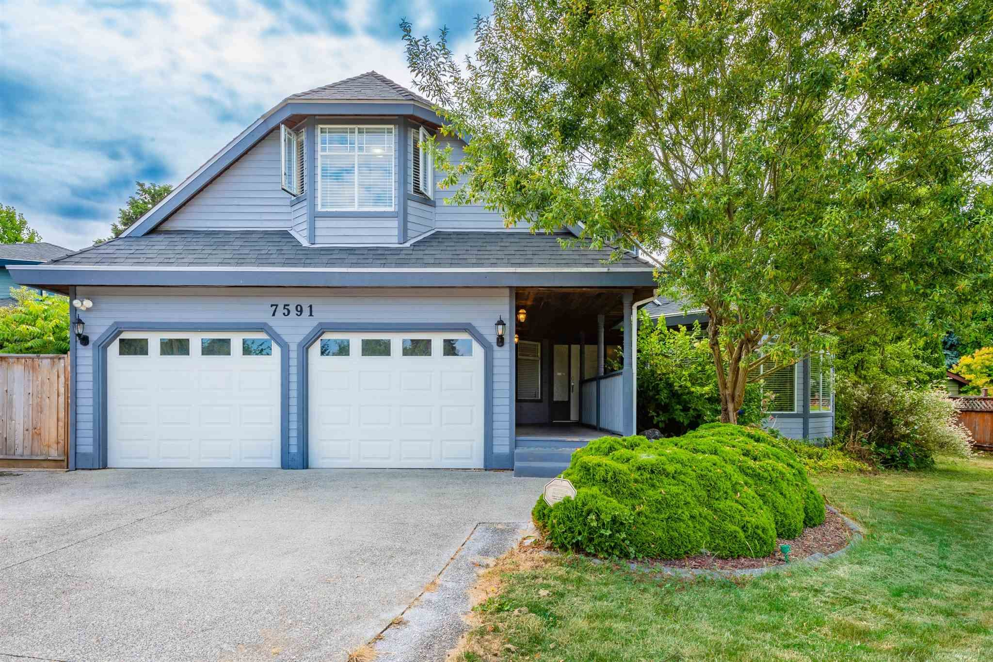 Main Photo: 7591 150A Street in Surrey: East Newton House for sale : MLS®# R2599996