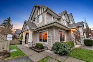 """Photo 1: 52 18181 68TH Avenue in Surrey: Cloverdale BC Townhouse for sale in """"Magnolia"""" (Cloverdale)  : MLS®# R2546048"""