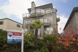 Photo 1: 7 1966 YORK Avenue in Vancouver: Kitsilano Townhouse for sale (Vancouver West)  : MLS®# V798779