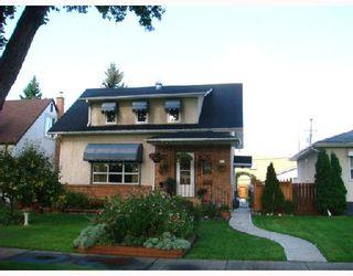 Photo 1: 915 BANNATYNE Avenue in WINNIPEG: Brooklands / Weston Residential for sale (West Winnipeg)  : MLS®# 2816909