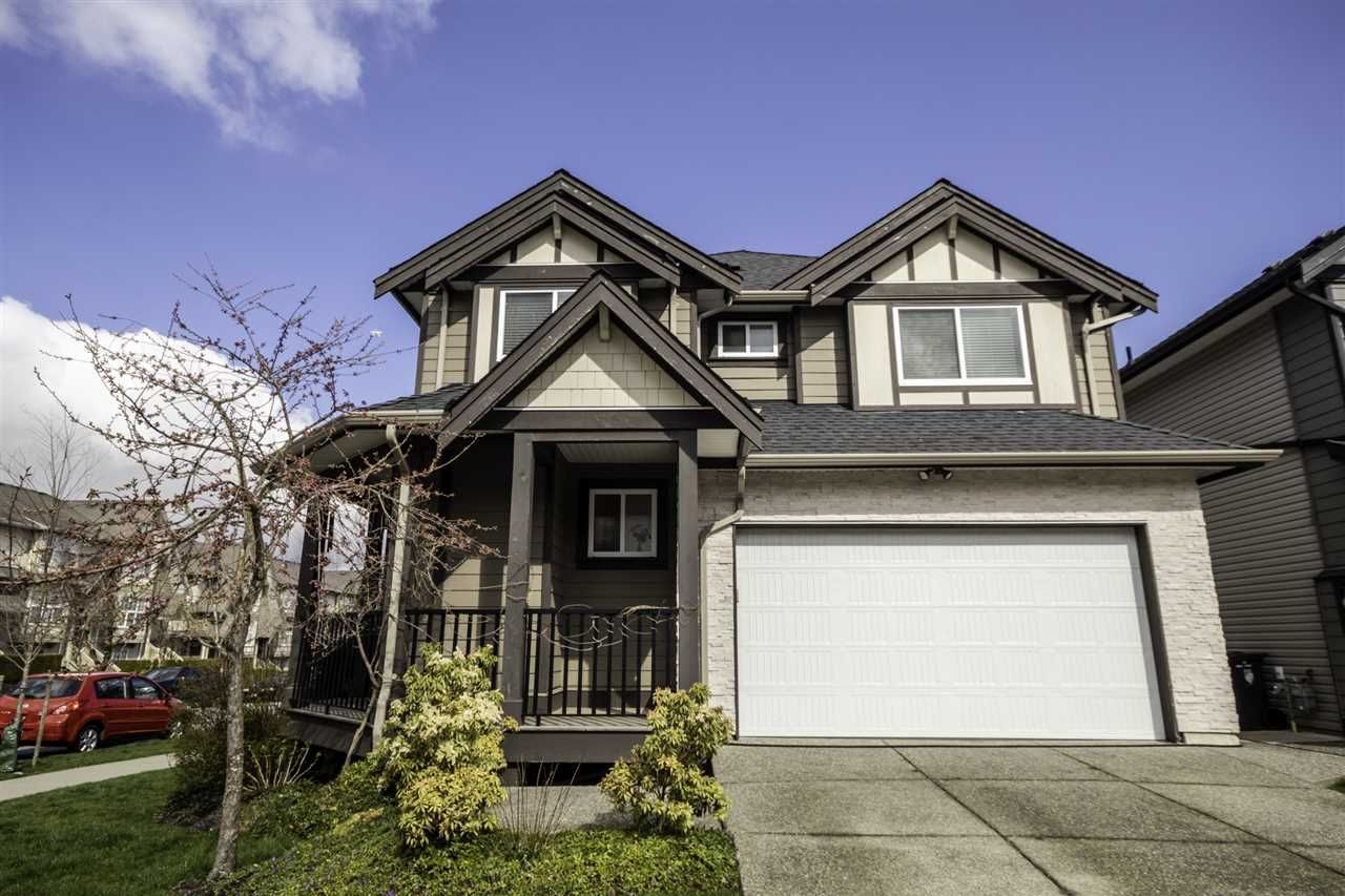 """Main Photo: 8076 209 Street in Langley: Willoughby Heights House for sale in """"YOKSON"""" : MLS®# R2561257"""