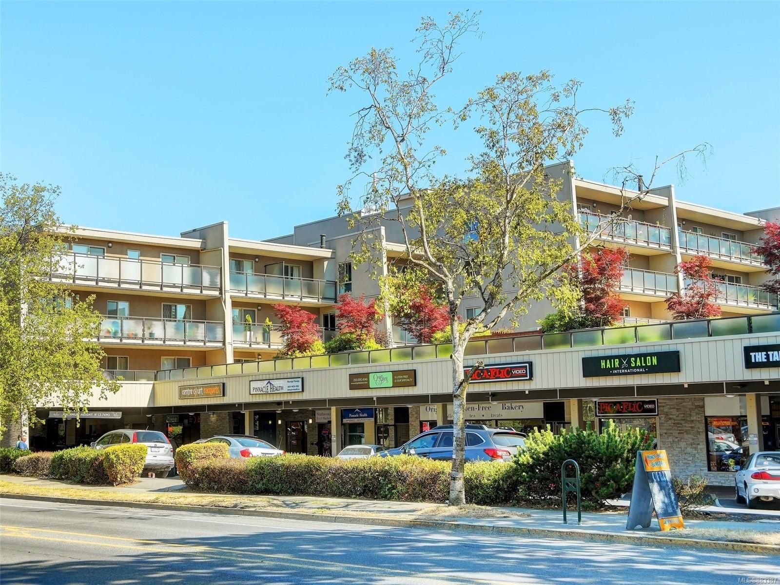 Main Photo: 214 1545 Pandora Ave in : Vi Fernwood Condo for sale (Victoria)  : MLS®# 883387