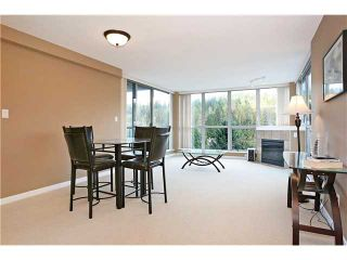 """Photo 3: # 801 290 NEWPORT DR in Port Moody: North Shore Pt Moody Condo for sale in """"THE SENTINAL"""" : MLS®# V855050"""