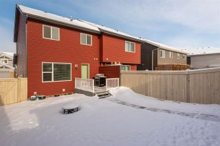 Photo 31: 16013 10 Avenue in Edmonton: Zone 56 House Half Duplex for sale : MLS®# E4228816