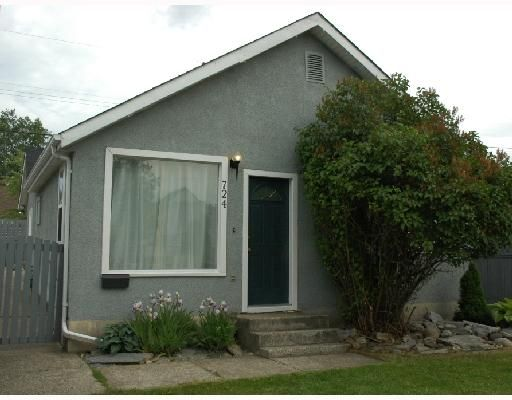 Main Photo: 724 JOHNSON Street in Prince_George: N72CE House for sale (PG City Central (Zone 72))  : MLS®# N173661