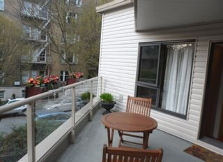 """Photo 18: 213 1080 BROUGHTON Street in Vancouver: West End VW Condo for sale in """"BROUGHTON TERRACE"""" (Vancouver West)  : MLS®# R2048988"""
