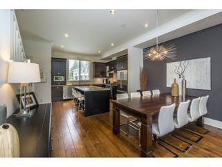 """Photo 7: 527 2580 LANGDON Street in Abbotsford: Abbotsford West Townhouse for sale in """"Brownstones"""" : MLS®# R2083525"""