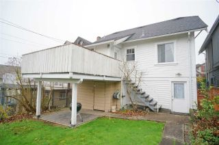 Photo 18: 3630 OXFORD STREET in Vancouver: Hastings East House for sale (Vancouver East)  : MLS®# R2137859