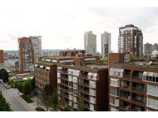 Photo 6: 1002 1330 HORNBY Street in Vancouver West: Home for sale : MLS®# V1023935
